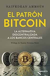libro sobre criptomonedas el patrón bitcoin