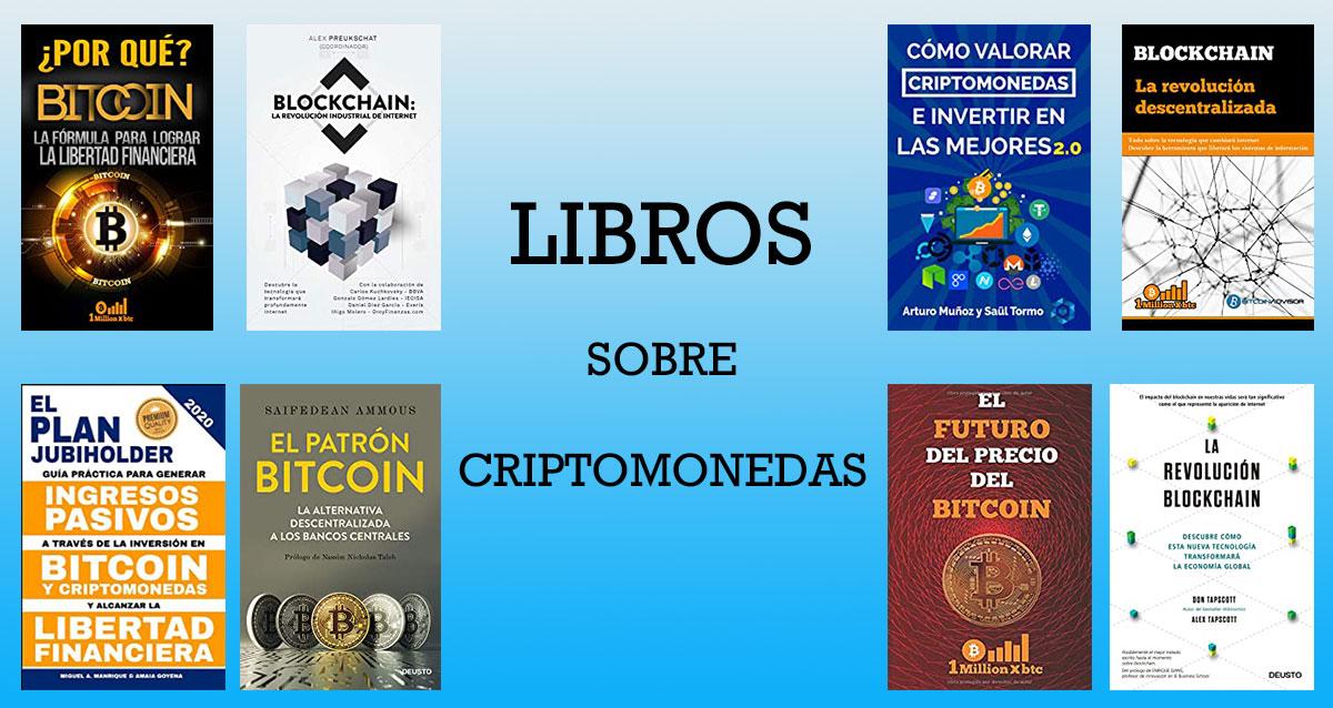 libros sobre criptomonedas